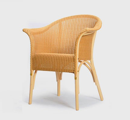 lloyd loom stuhl u64 burghley. Black Bedroom Furniture Sets. Home Design Ideas