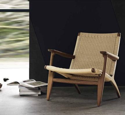 carl hansen ch25 paddle chair wegner. Black Bedroom Furniture Sets. Home Design Ideas