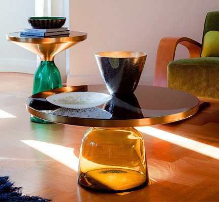 classicon bell table h herkner. Black Bedroom Furniture Sets. Home Design Ideas