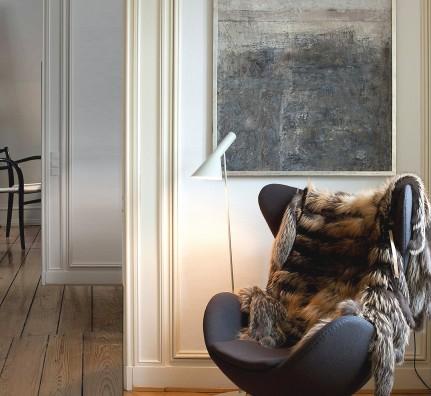 fritz hansen® egg chair jacobsen ei 3316 | archetypen.ch, Hause deko