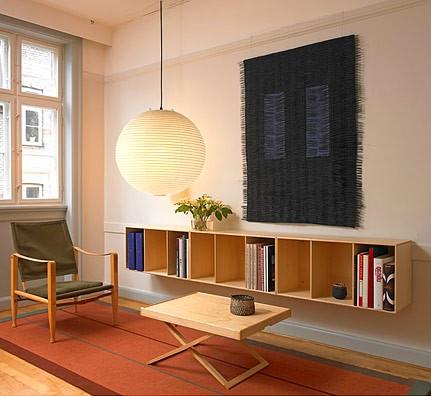 koch regal sideboard carl hansen. Black Bedroom Furniture Sets. Home Design Ideas