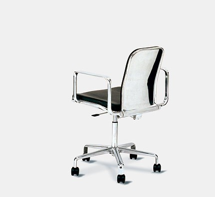 Supporto Chair Hille Zoeftig Archetypench