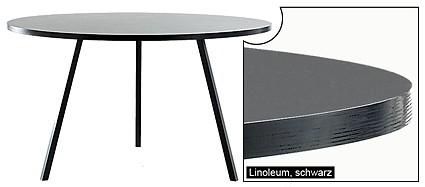 Best Loop Stand Round Schwarz With Hay Loop Tisch