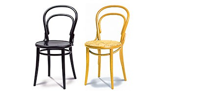 Thonet 214 for Thonet stuhl 14