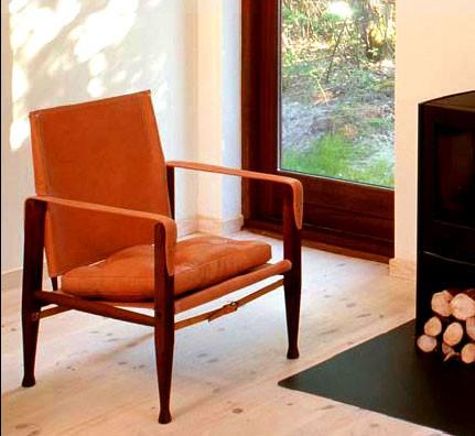 Carl Hansen Safari Chair KK 47000