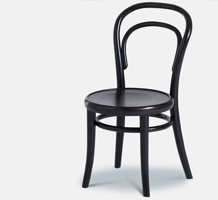 Nr. 14 Bugholz-Stuhl (Kinder)