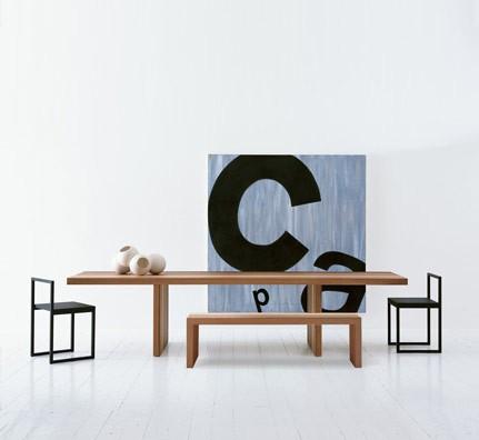 Cappellini Millenium Hope Tisch/ Tafel