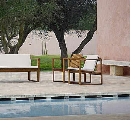 Carl Hansen BK11 Lounge Chair Kjaer