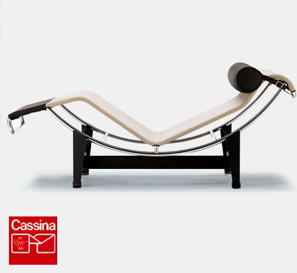 cassina lc4 le corbusier liege. Black Bedroom Furniture Sets. Home Design Ideas