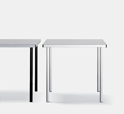 Lehni Alu.-Tisch 2 (quadr.) | Archetypen.ch