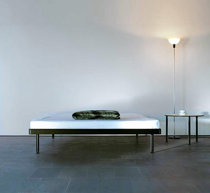 lehni bett 2 liege 2 leni. Black Bedroom Furniture Sets. Home Design Ideas