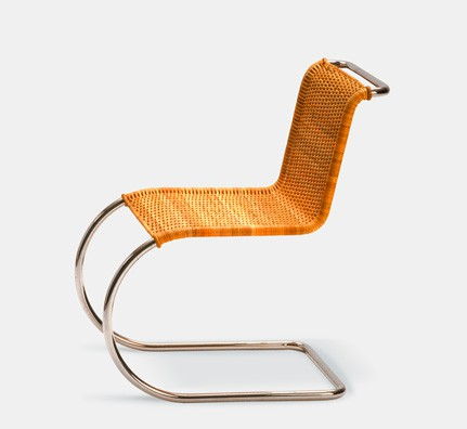 thonet s 533 stuhl mies van der rohe. Black Bedroom Furniture Sets. Home Design Ideas