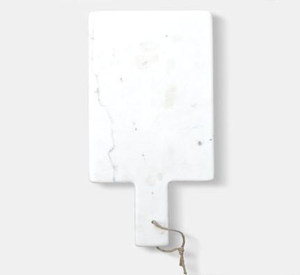 Schneidebrett carrara marmor for Carrara marmor tisch