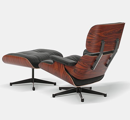 Vitra Eames Lounge Chair + Ottoman. U0027u0027