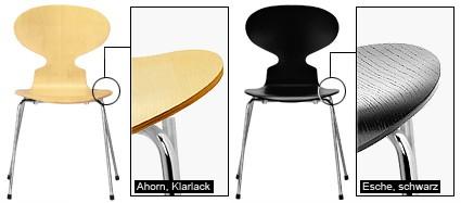 fritz hansen ameise 3101. Black Bedroom Furniture Sets. Home Design Ideas