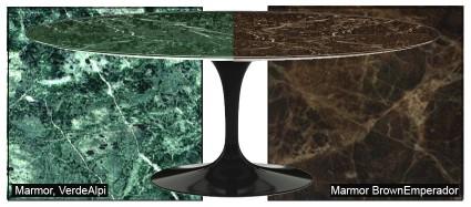 Knoll Saarinen Dining Oval Archetypen Ch