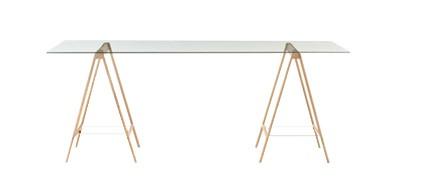 Charmant Klapp Bock Tisch *